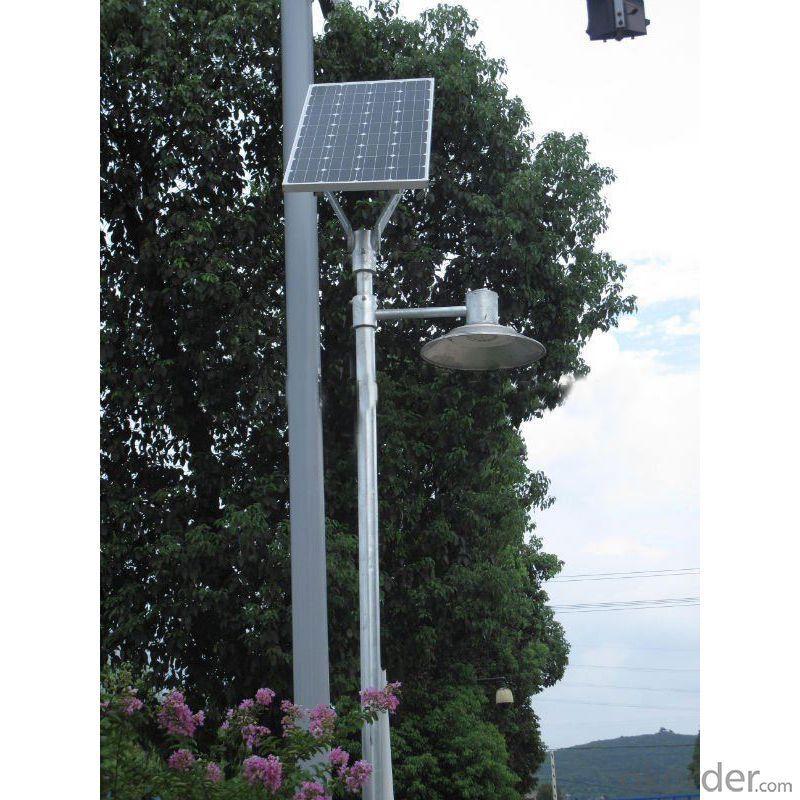 20W LED Solar Courtyard Light For Garden Lighting By Professional Manufacturer