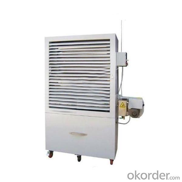 Oil Heater with Stainless Steel Heating-exchanger