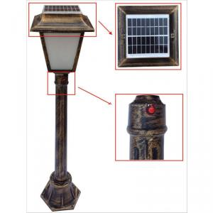 High Quality ; Low Price Solar Garden LED Lights By Professional Manufacturer