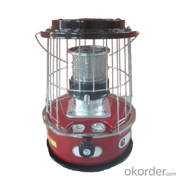 Tip-Over Portable Kerosene Heater Outdoor Use