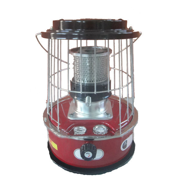 Tip-Over Portable Kerosene Heater Outdoor Use