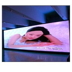 P7.62 RGB Indoor Full Color LED Screen Panel LED LED Full Color Display