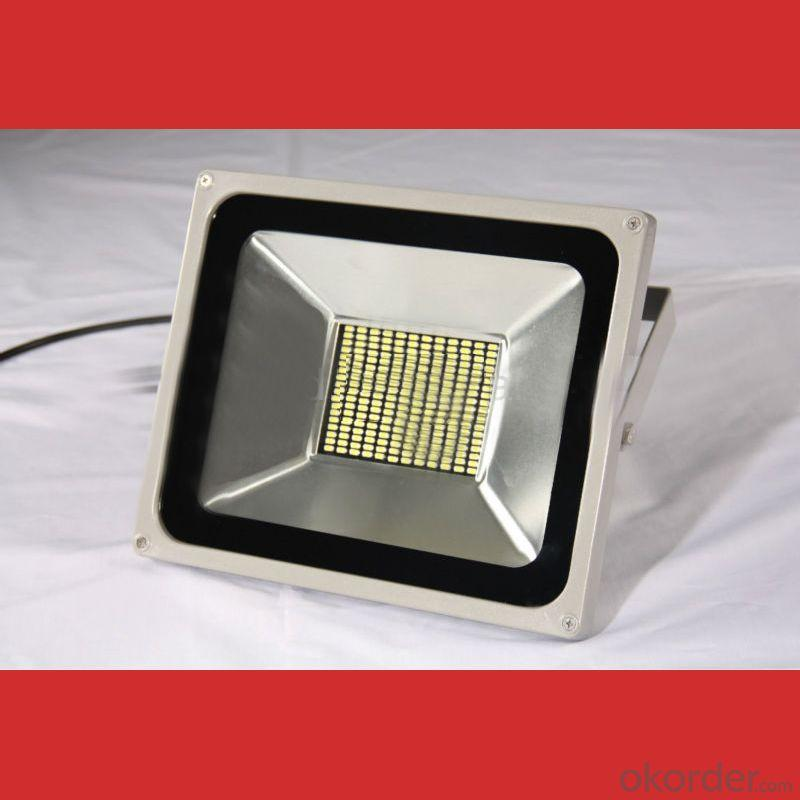 2014 High Quality White Outdoor 120W Led Flood Light