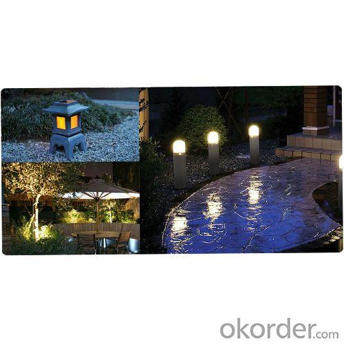 Outdoor Light CE, ROHS Solar LED Garden Light From China Manufacturer