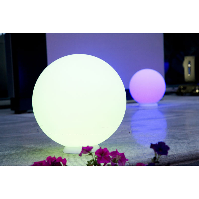 20 25 30CM Size LED Ball Lighting By Professional Manufacturer