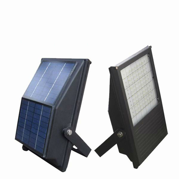 2014 New Product Solar Lighting Ce All In One Solar Flood Light With Led Light China Manufacturers