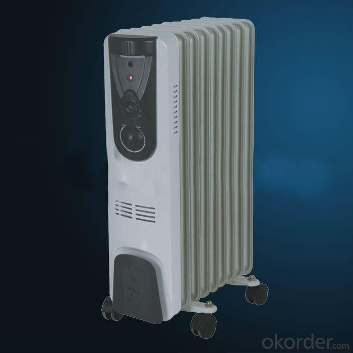 Oil Filled Radiator Available with 5 to 15 fins