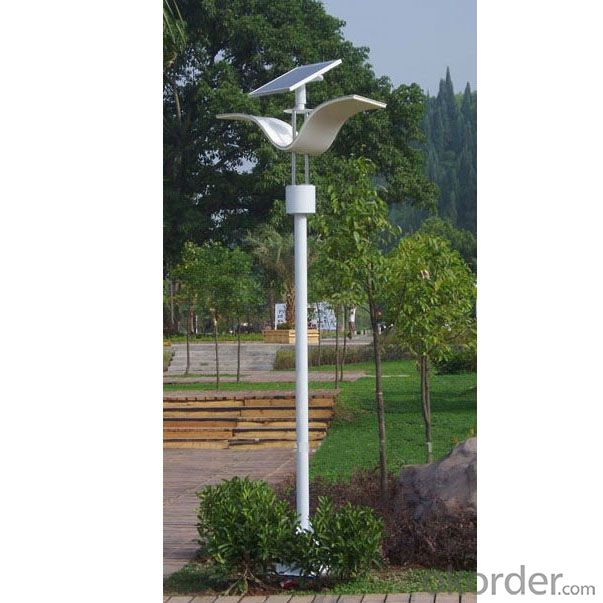 3.5M 20W LED Solar Garden Light, Solar Courtyard Light, Solar Park Light By Professional Manufacturer