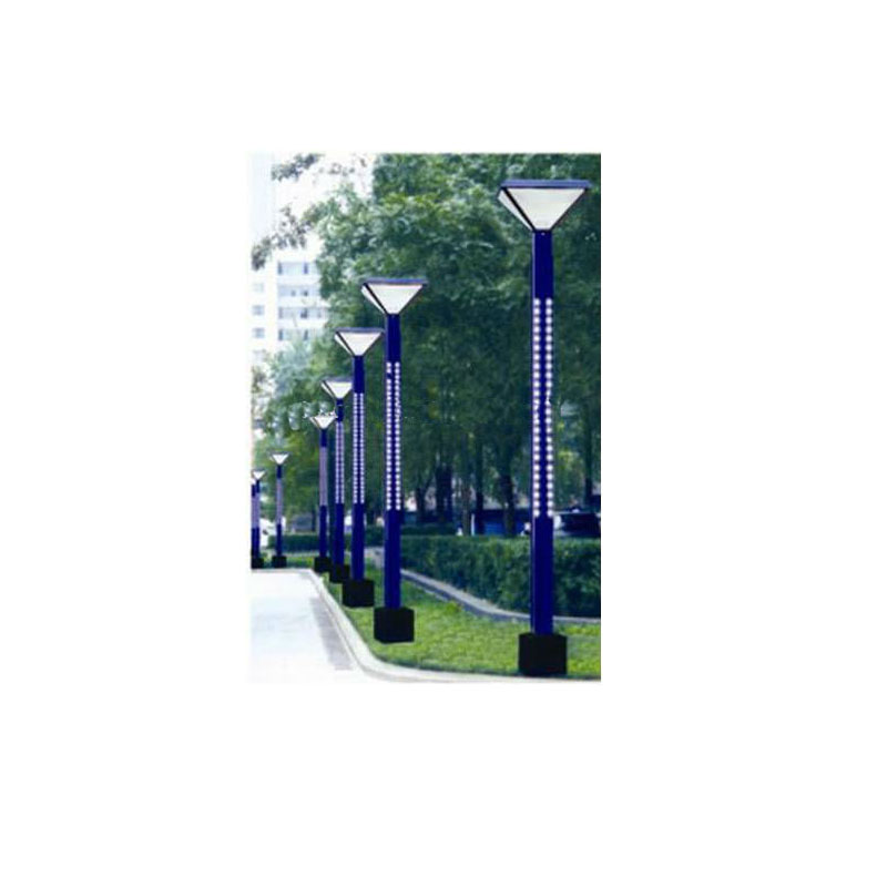 Hot-Sell New Power Stainless Steel Garden Amusement Park Cheap Garden Lights Light Solar LED Garden Light