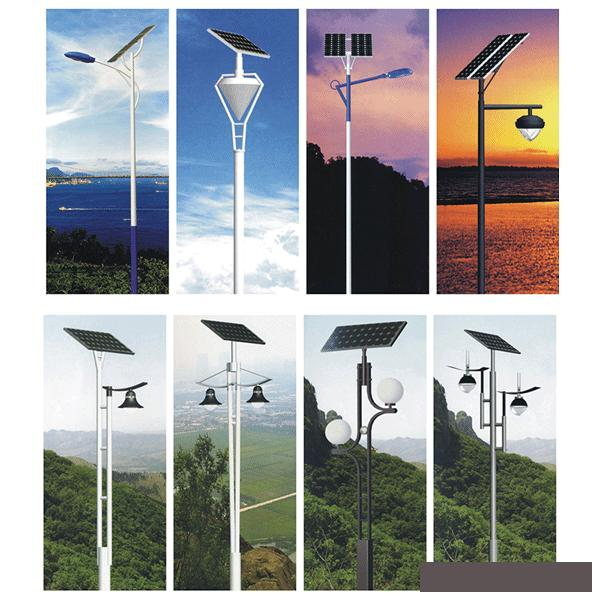 10W 20W 30W 36W LED Solar Garden Light With CE, Tuv Soncap Approval From China Factory