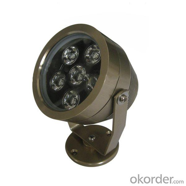 6W High Power LED Garden Light From China Manufacturer