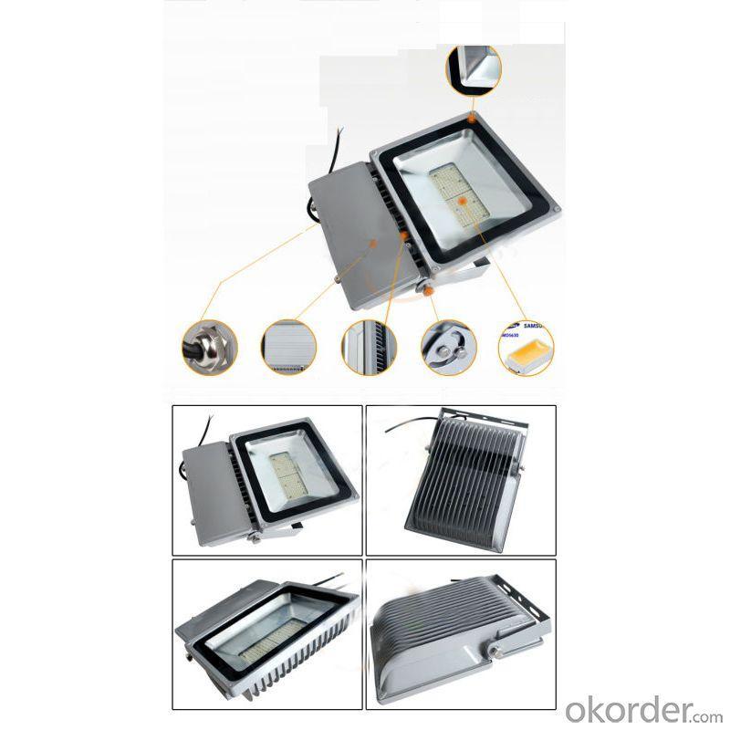 Promotion! Cheap Outdoor Lighting 10W 20W 30W 50W 100W 150W 200W 85~265V Ac Led Smd Flood Light