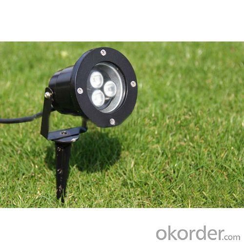 12V 3W LED Garden Light With 3 Years Warranty By Professional Manufacturer
