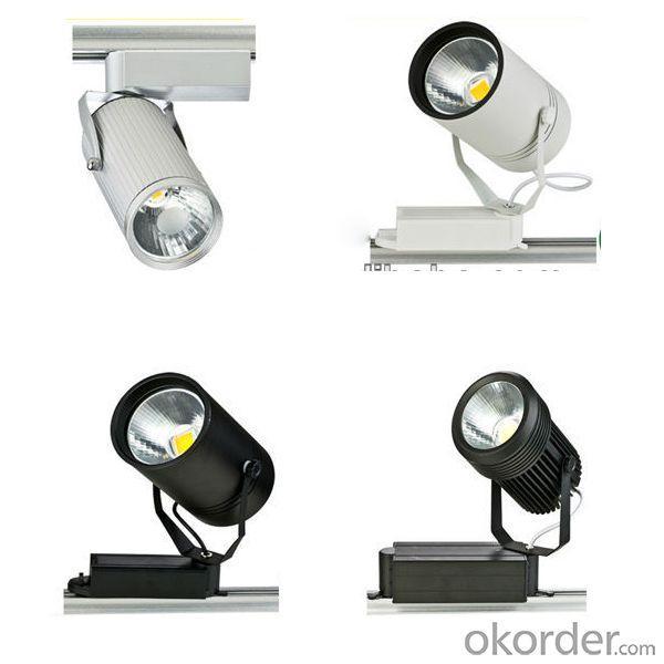 New Led Lamp,10W 20W 30W 50W Cob Led Track Light