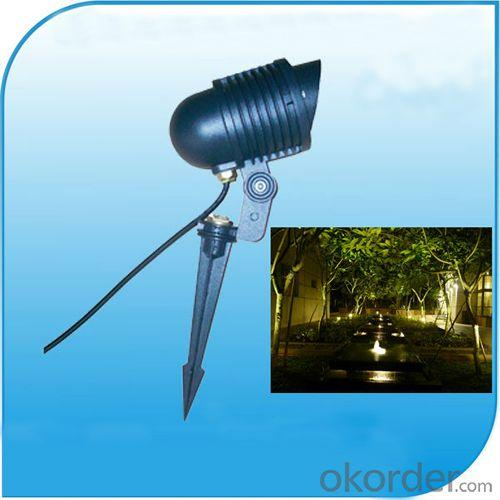 Powerful Bright 12V 6W High Power Landscape LED Garden Light From China Factory