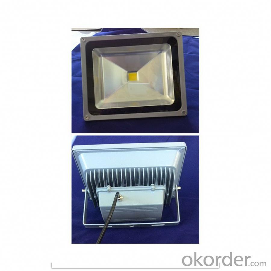 Ce Rohs Bridgelux Cob Ip65 Outdoor 50W Led Flood Light