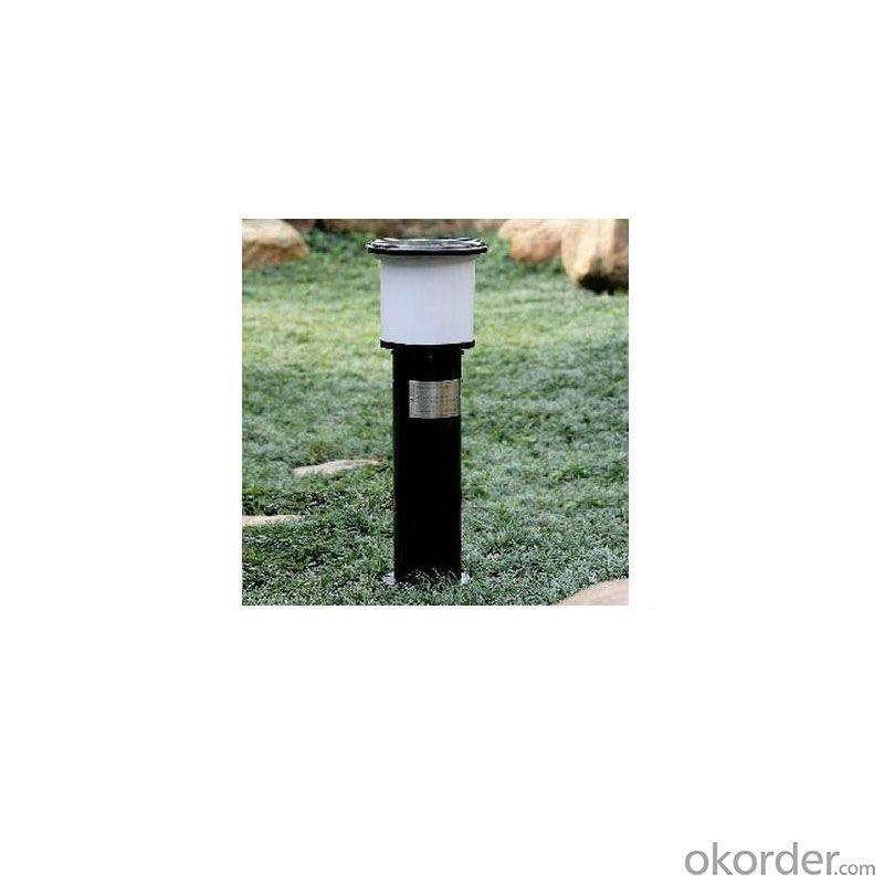 Plastic LED Solar Garden Light By Professional Manufacturer
