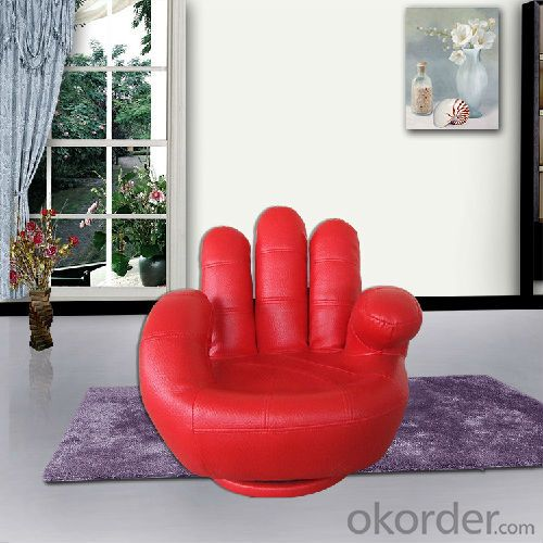 Red Children Sofa