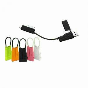 Multi-Purpose Usb Charger Cable Key Ring