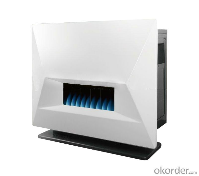 Gas Heater Blue Flame with Flameout Protection