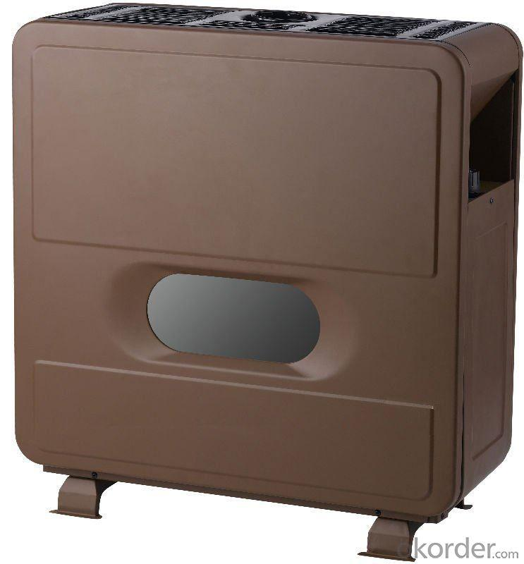 Gas Heater Brown Color with Safety Device