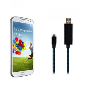 New For Samsung Usb Light Cable Charger For Galaxy S4 I9500 New Cable Accessories