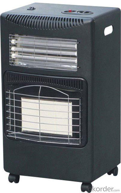 Gas Heater with Heat Resisting Enamel Hd-H005