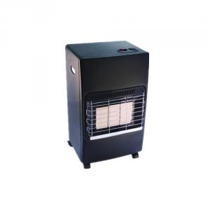Gas Heater with Flameout Protection System