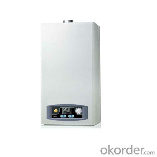 Gas Boiler for Radiator and Floor Heating