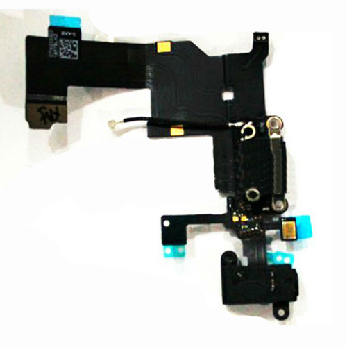 High Quality Dock Connector Charging Port And Headphone Jack Flex Cable For Iphone 5