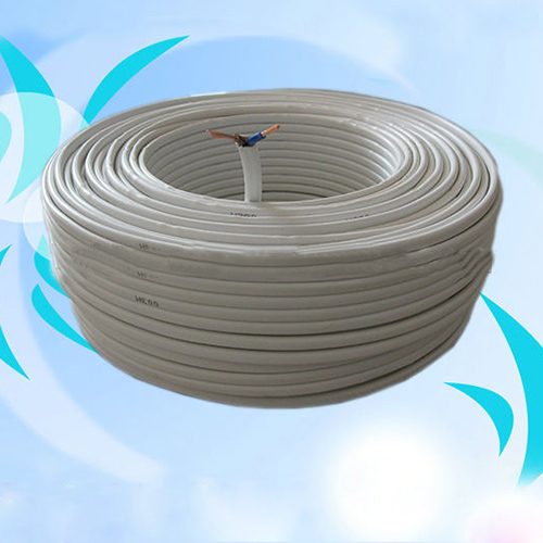 2 Core Flexible Pvc Insulation And Sheath Copper Cnductor Power Flat Cable,Power Wire