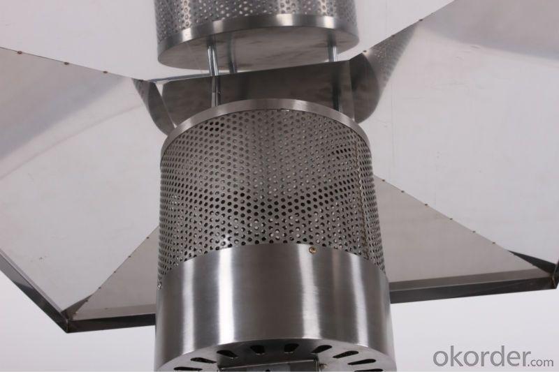 Outdoor Gas Heater Umbrella Shape