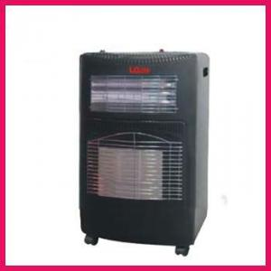 Gas and Electric Heater with Flame Failure Protention