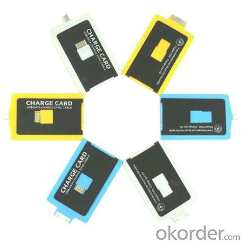 Usb Card Charger Cable For Samsung/ Iphone 4 4S/Iphone 5 /Htc