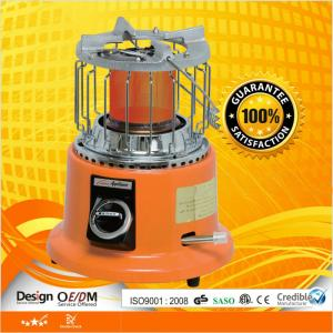 Gas Heater Orange Color with CE Certification