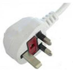 Uk Power Supply Cable Bsi Certificated Mains Lead Kettlelead