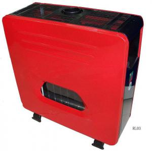 Gas Heater New Design for Algeria