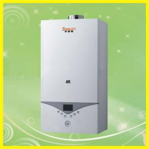 Gas Fired Hot Water Boiler with Triple Overheat Protection