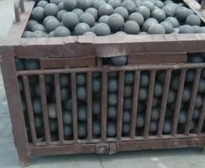 Grinding Balls With High Hardness, Well Abrasive Resistance, Ensured Quality For Cement and Mine