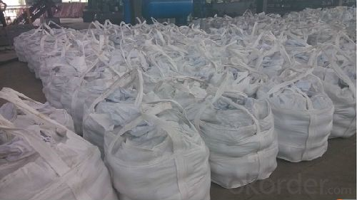 Container Bag for Steel Grinding Ball