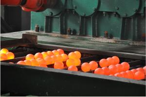 Steel Grinding Ball with High Hardness & No Breakage & Good Wear Resistant