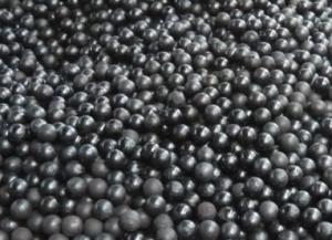 Cast Grinding Ball with High Hardness Low Breakage Rate for Cement Plant and Mineral Processing