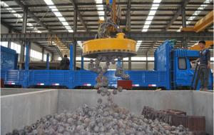 High Chrome Grinding Media Ball for Mine and Cement Use with Very Good Quality