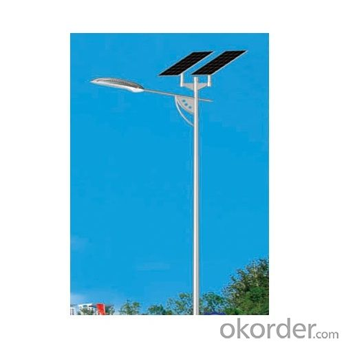 high lumens 60w solar street light