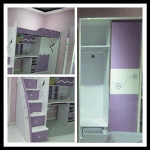 Purple Children Bedroom Furniture
