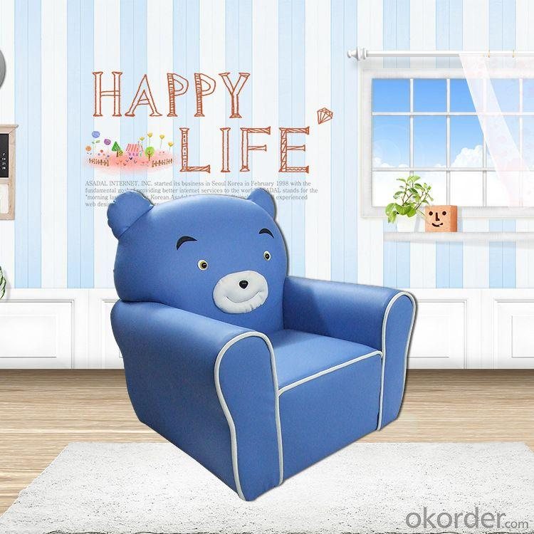 Cute Bear Shape Kid Sofa
