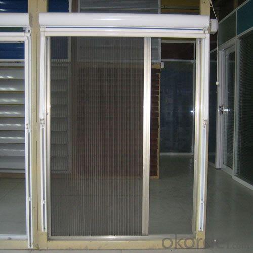 pleated mesh