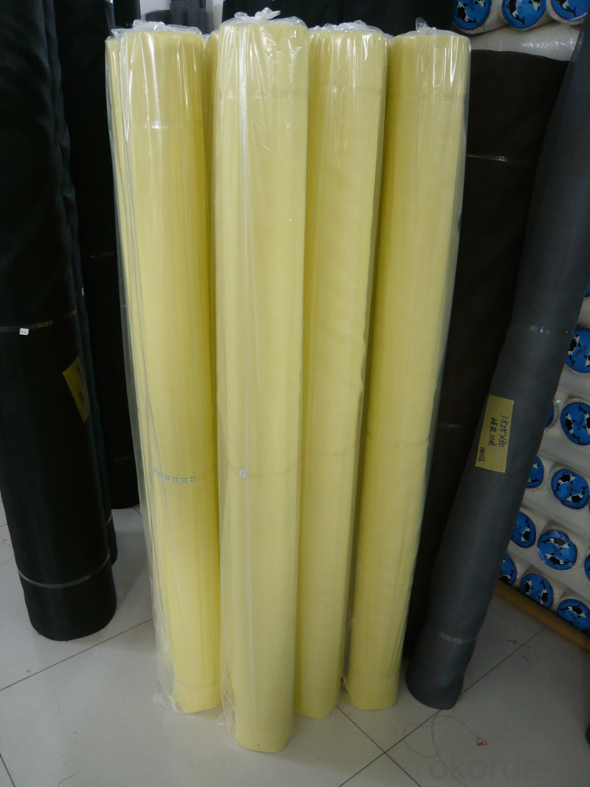 Insect Screen Mesh Window Screen Polyester material