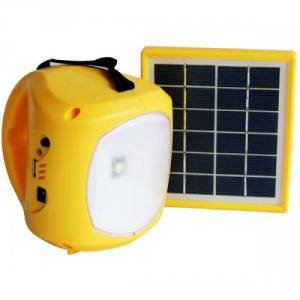 Energy Saving LED Bulb Solar Lantern With USB Mobile Charge 1.7W 3500MAH From China Manufacturer