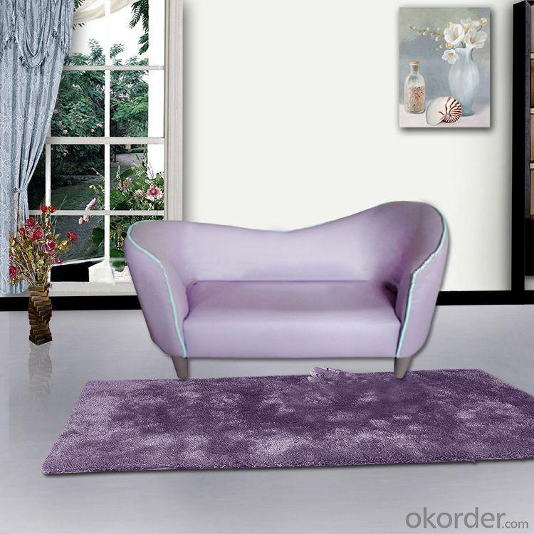 PVC Children's Two Seats Sofa Fashion Design Eco-friendly Material